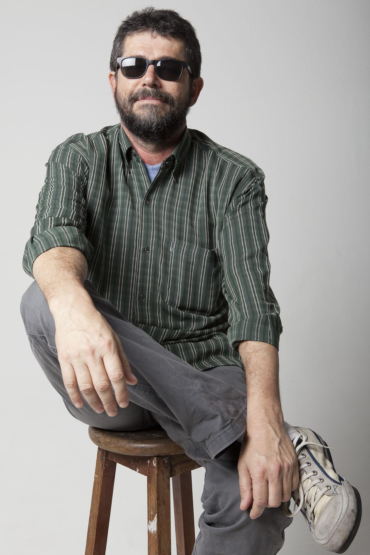 O jornalista e roteirista Marçal Aquino explicará a obra de Rubem Fonseca. Foto: Divulgação