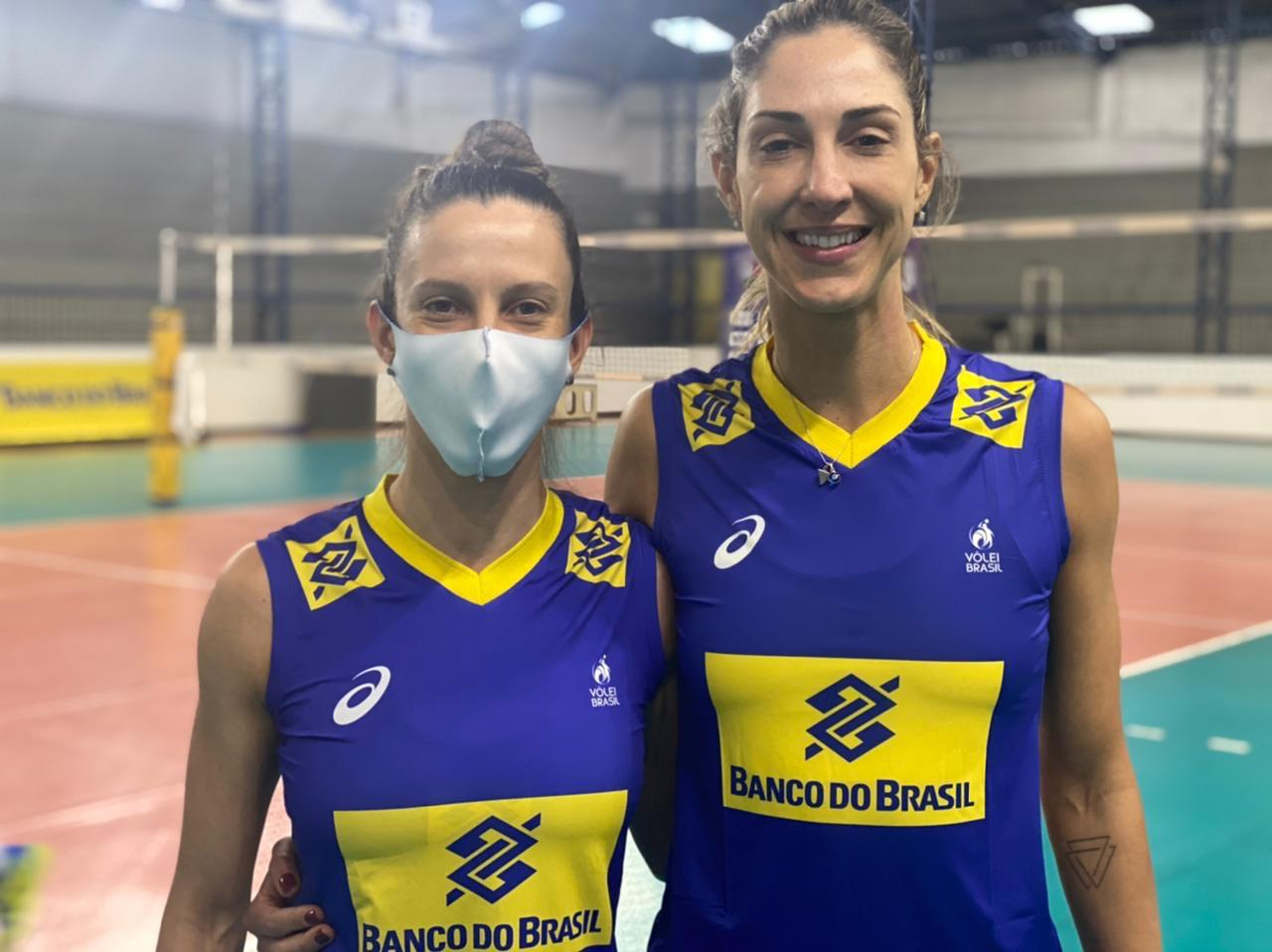Macrís e Carol Gattaz vão representar o Brasil na Itália (Foto: Divulgação/MTC)