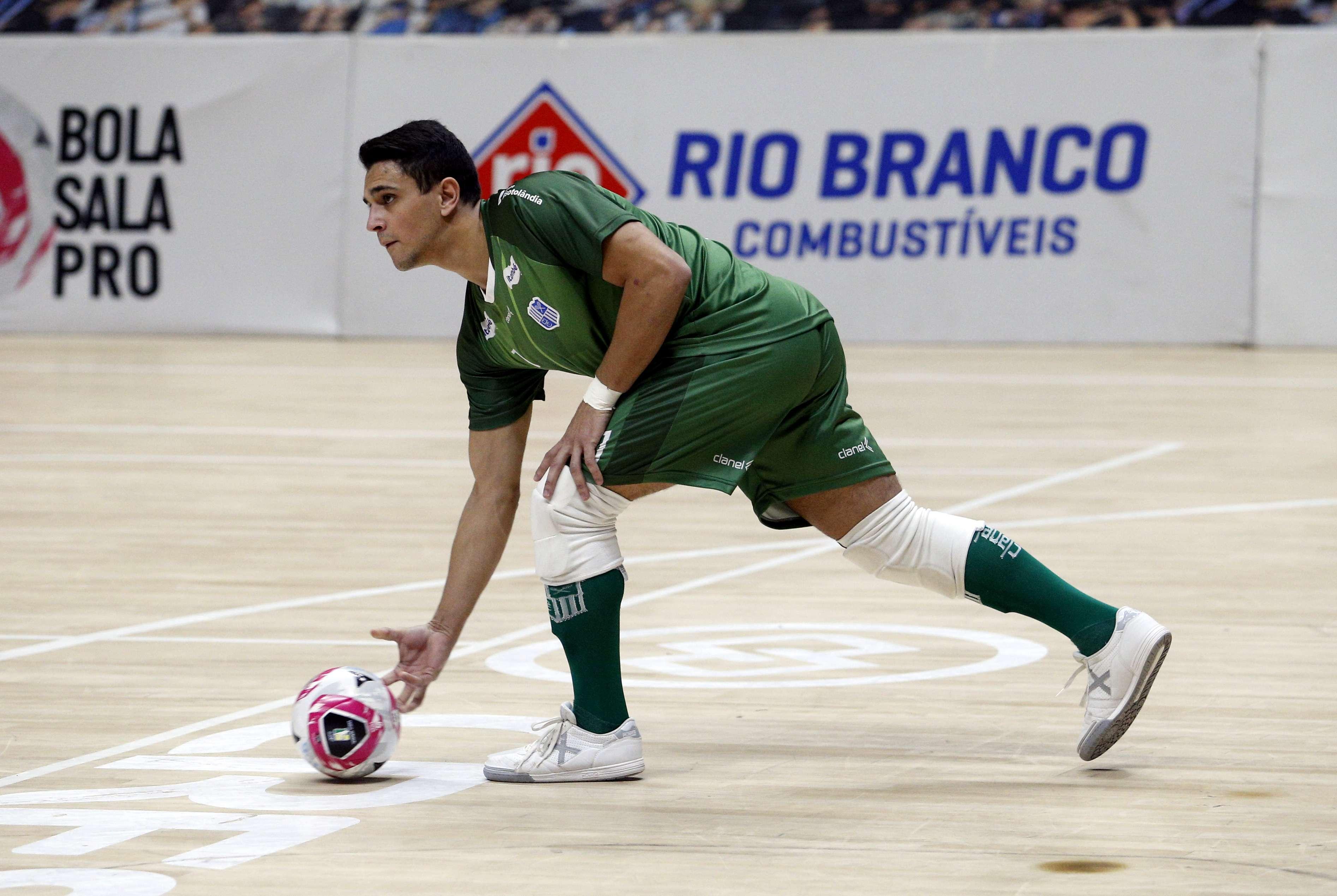 O time parte para Pato Branco nesta sexta-feira (16/7), retornando somente em agosto para a Arena. (Foto: Orlando Costa/Minas Tênis Clube)