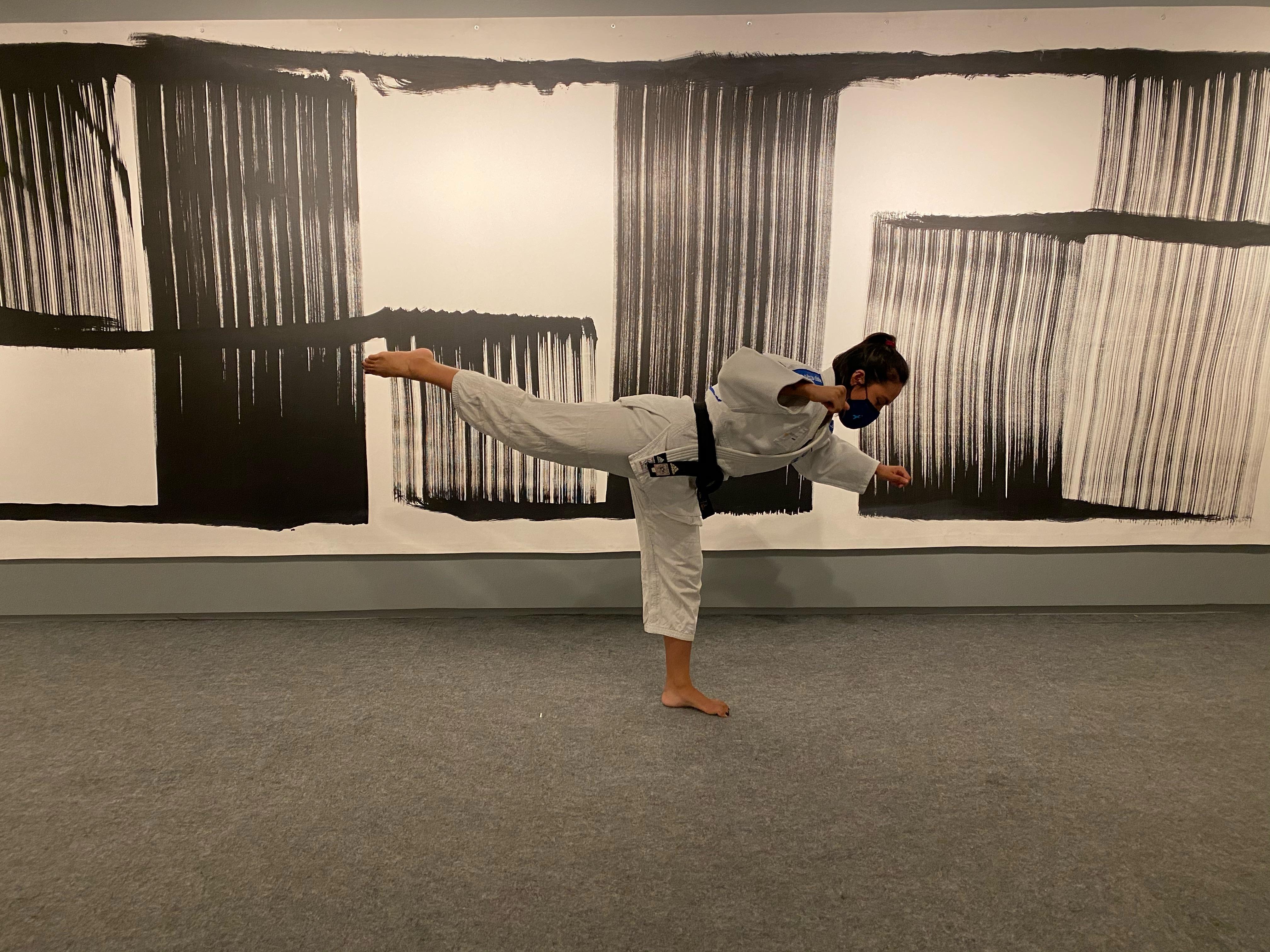 Maria Taba, judoca
