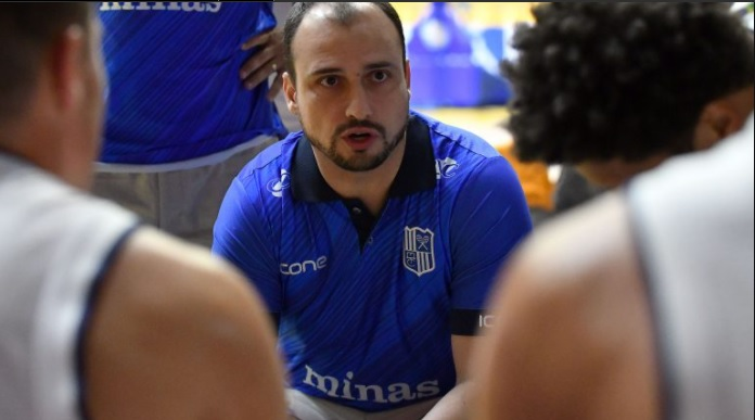 Técnico Léo Costa vê a participação do Minas na Liga das Américas como boa oportunidade (Foto: Divulgação/MTC