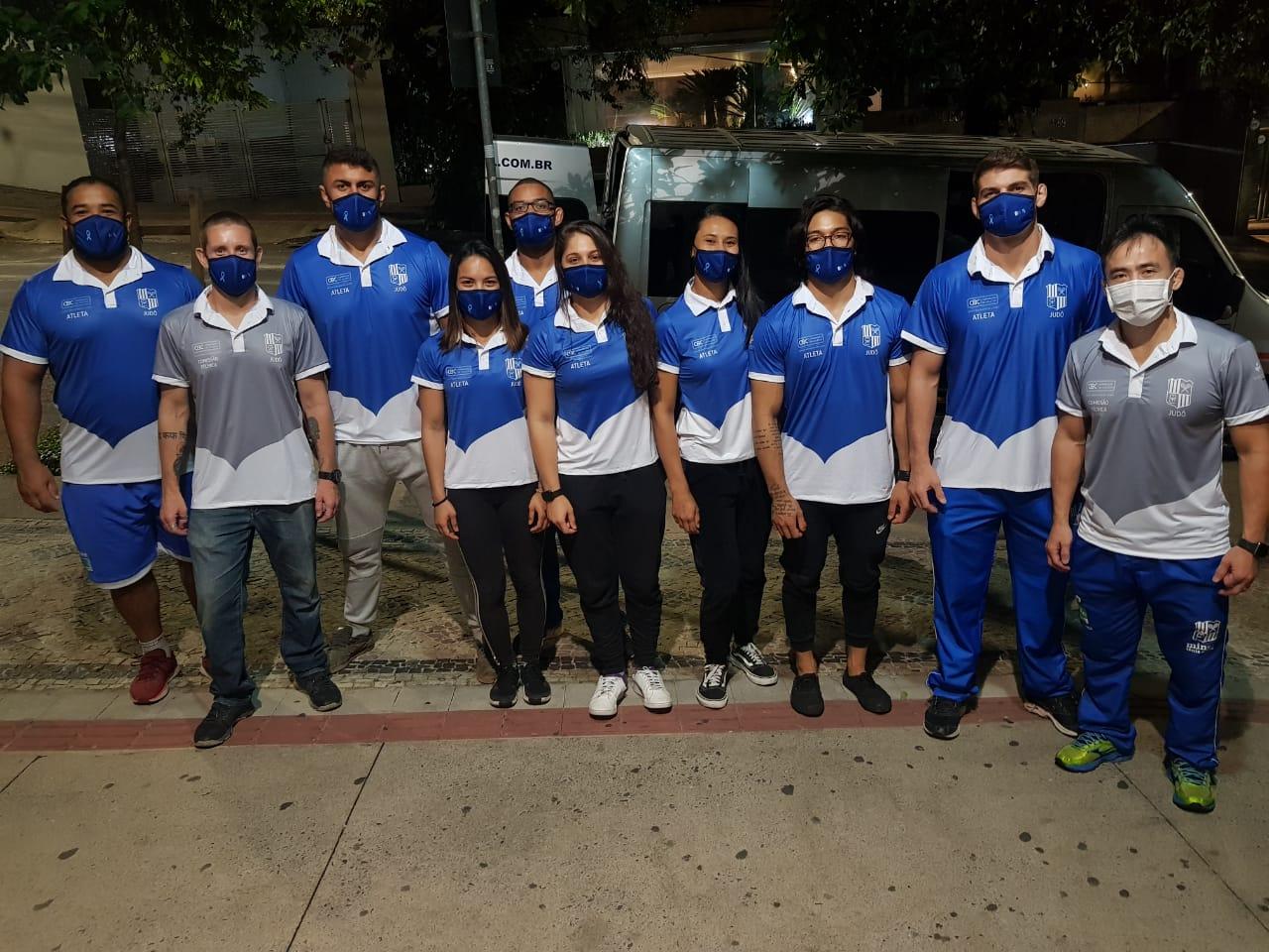 Equipe minastenista está pronta para o desafio (Foto: Divulgação/MTC)