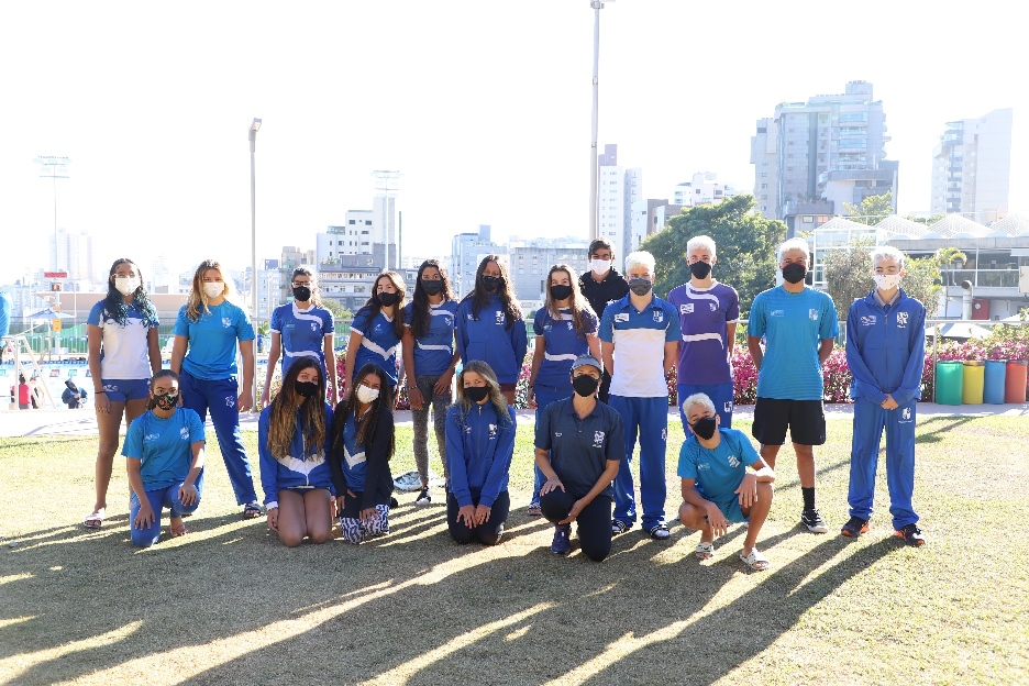 Equipe Infantil está pronta para disputar o Brasileiro Interclubes de Inverno