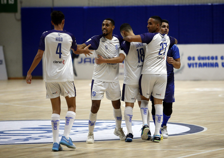 Time minastenista garantiu a segunda vitória seguida (Foto: Orlando Bento/Minas Tênis Clube)