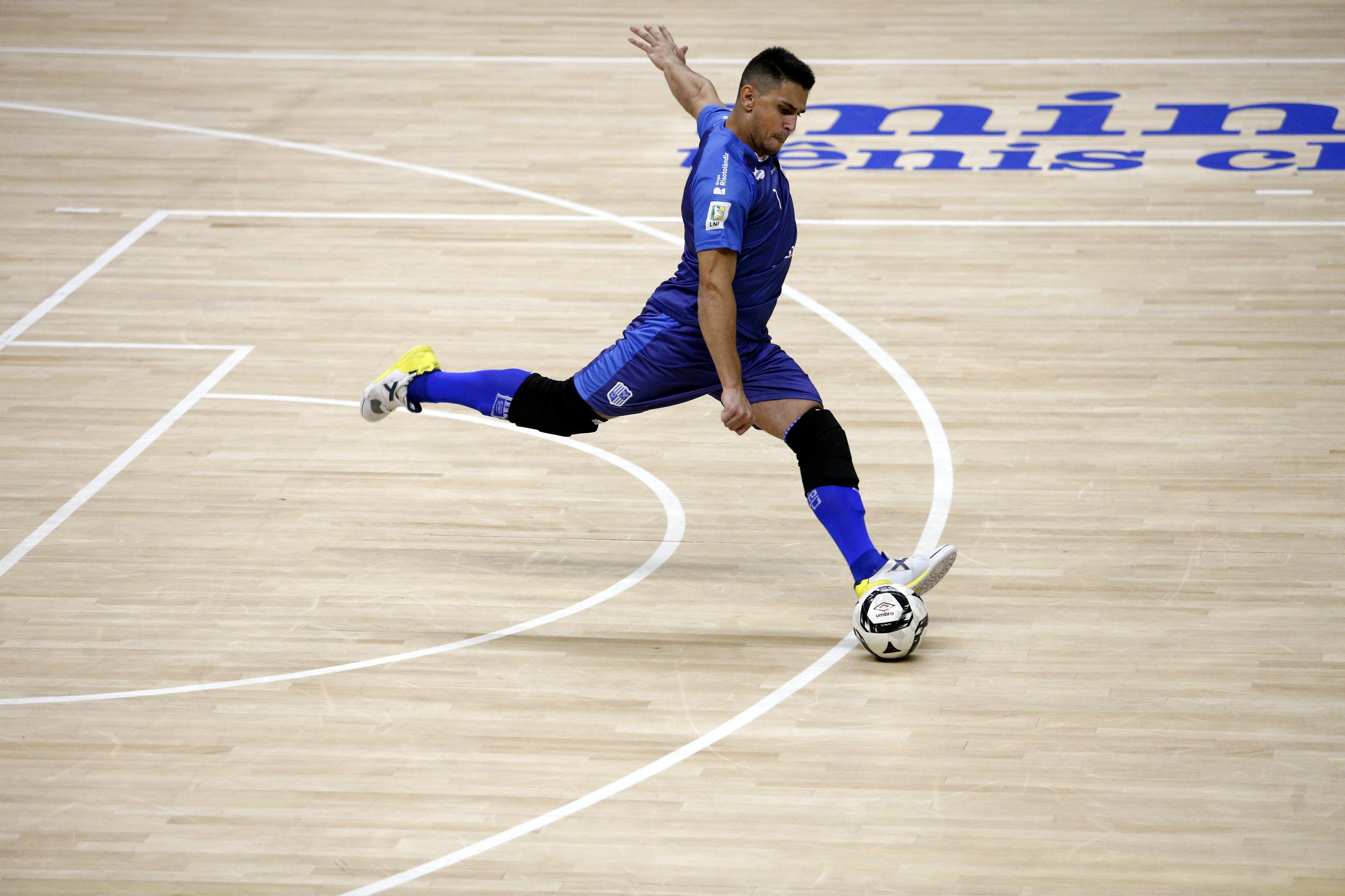 Aproveitando a classificação antecipada, Minas promoverá alguns atletas da base para o jogo (Foto: Orlando Bento/Minas Tênis Clube)