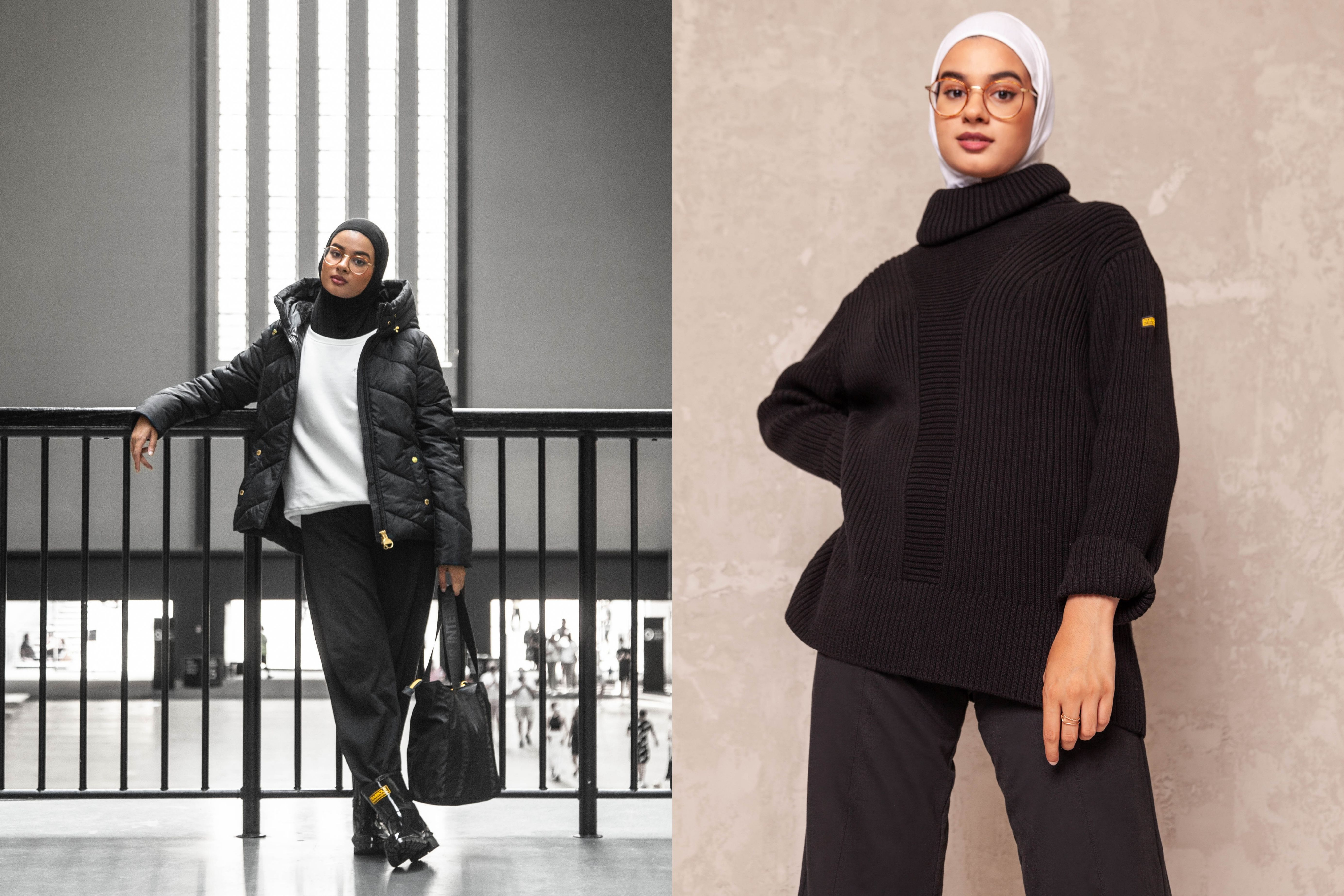 Aminah Ali Barbour International Sports Luxe 1