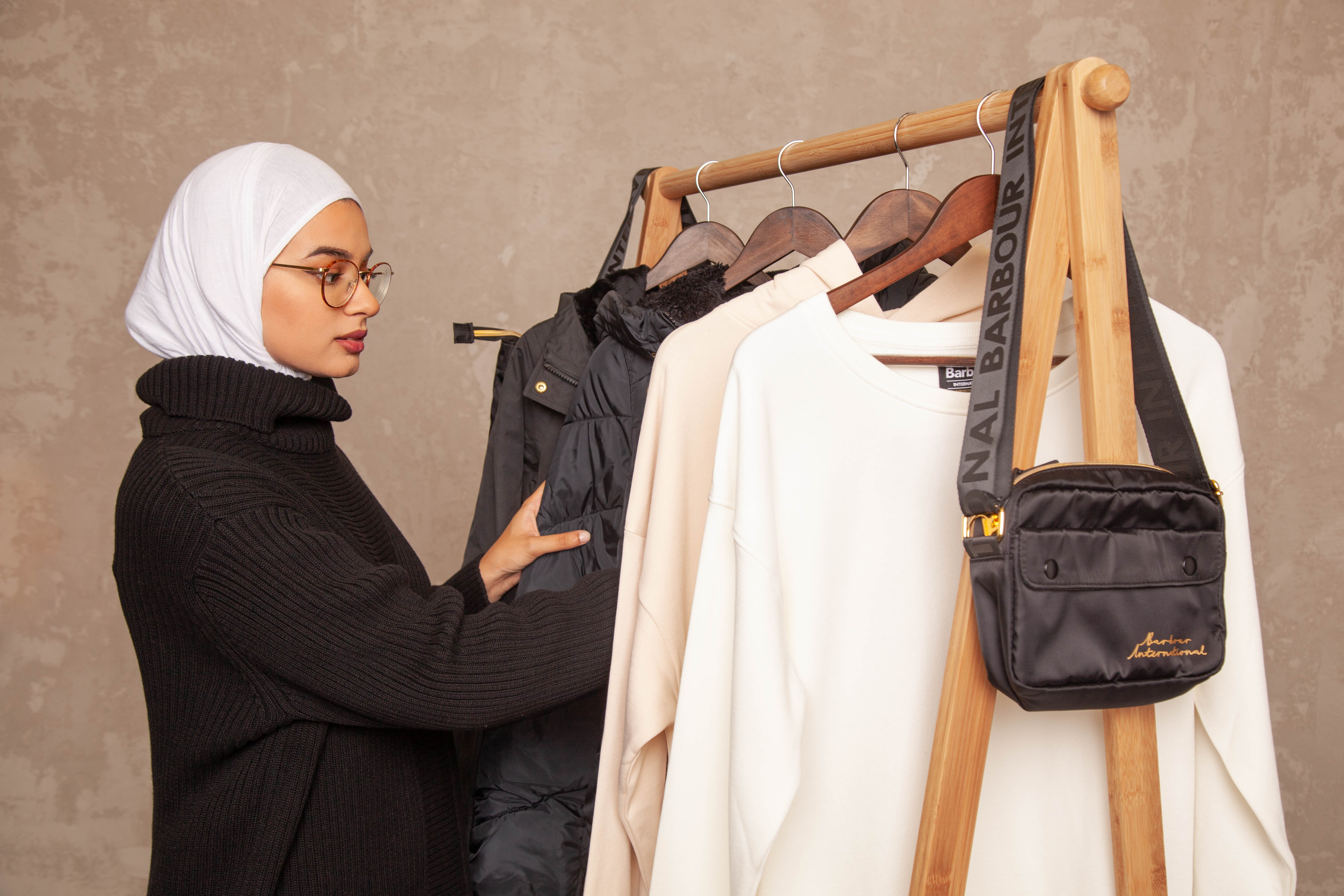 Aminah Ali Barbour International Sports Luxe