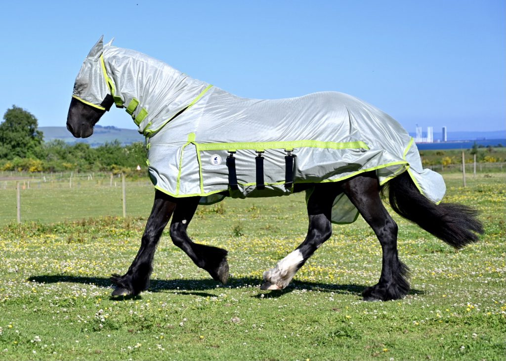 Tried and Tested - Derby House Evolution Fly Rug