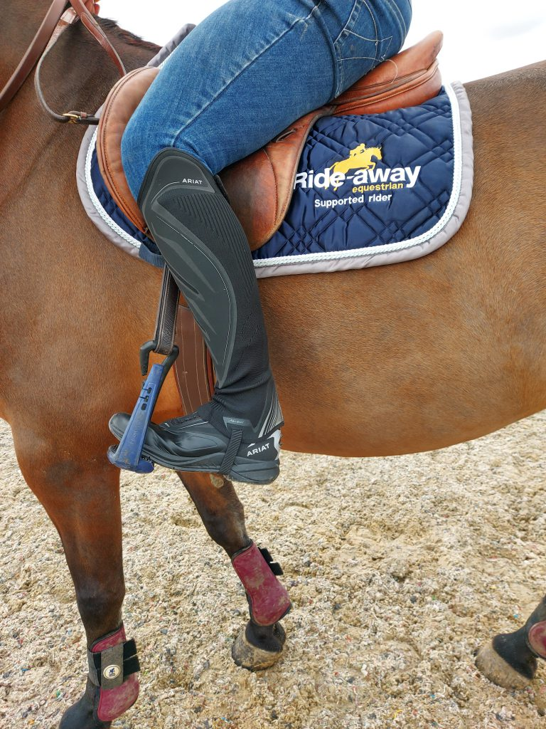 Ariat Ascent Boots and Chaps - Tried and Tested