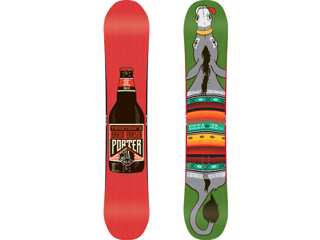 2012/2013 DC Snowboard First Look
