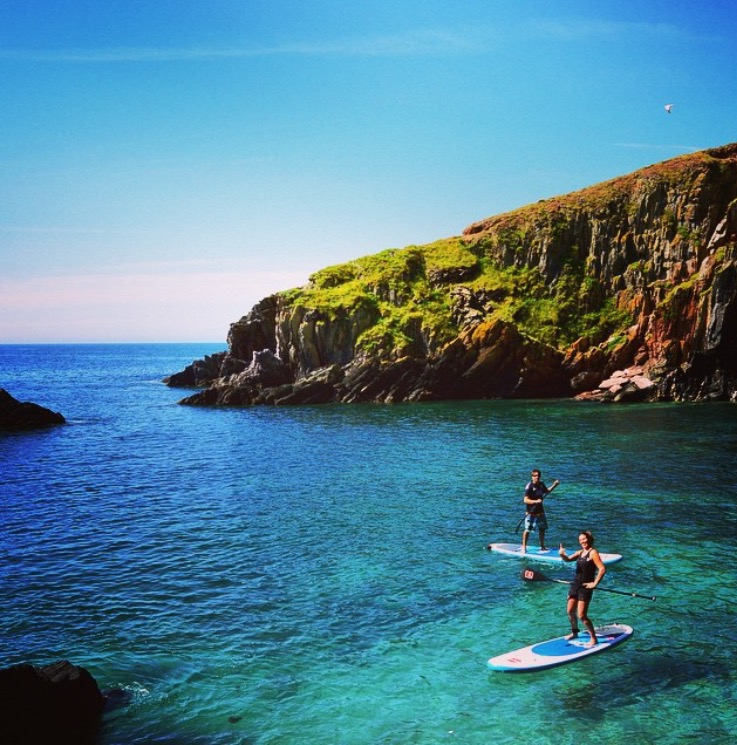 SUP Yeah! Top five sweet SUP spots in the UK