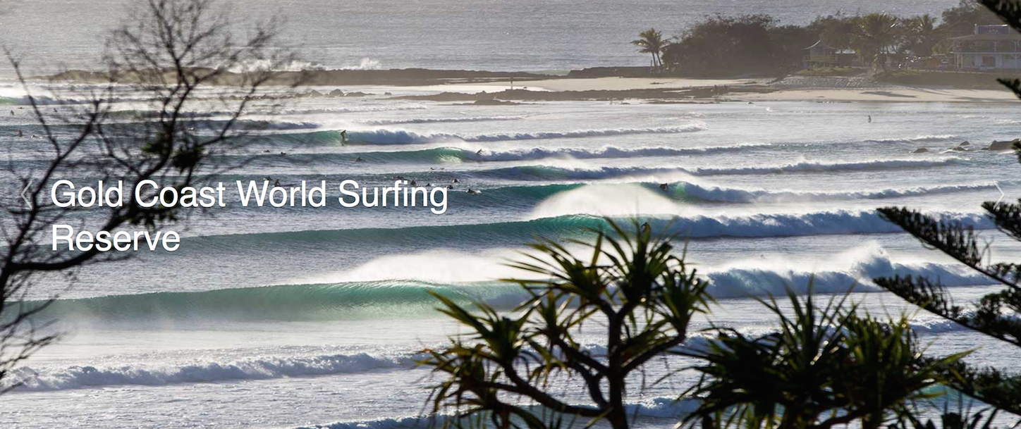 How are World Surfing Reserves Created?