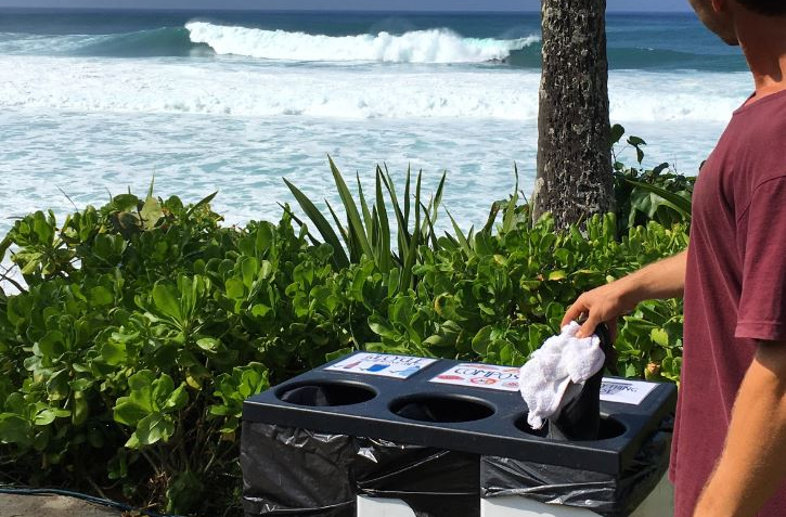 Sustainable Coastlines Hawaii - Trash Talking