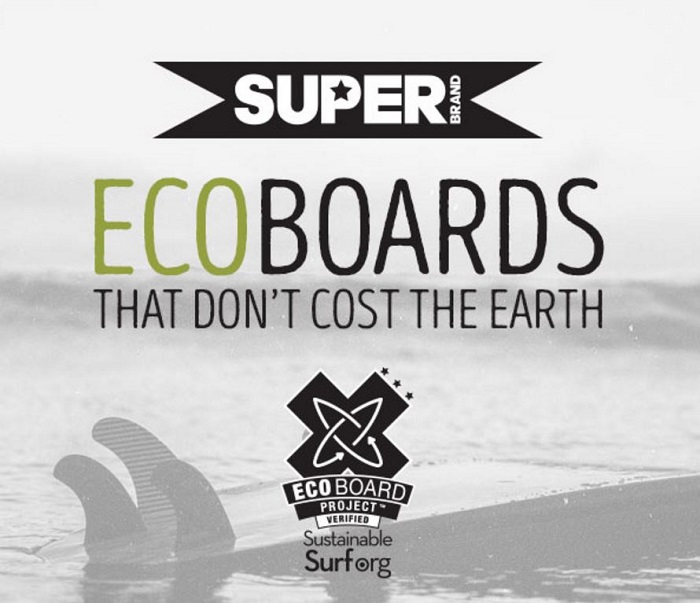 Eco boards that don't cost the earth