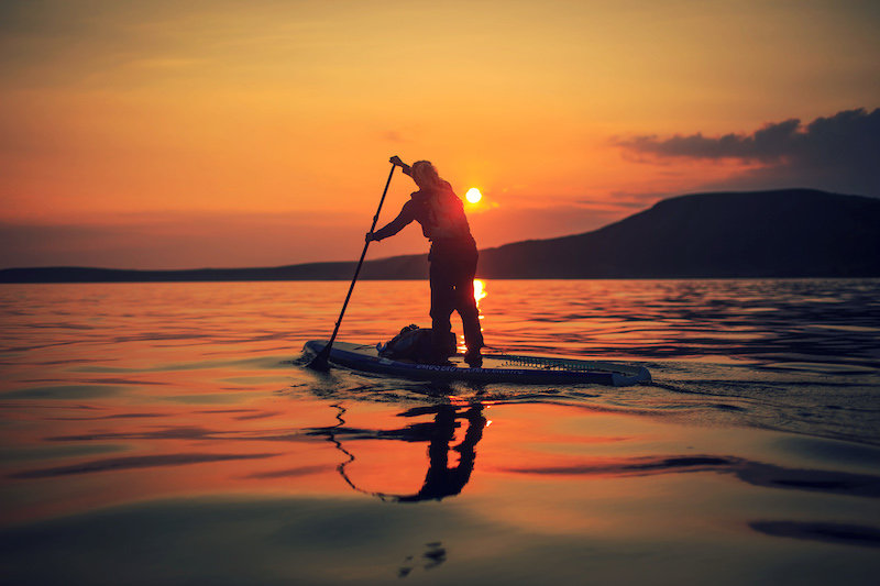 Stand-Up Paddleboarding From Lands End To John O'Groats - Q&A With Cal Major From Paddle Against Plastic