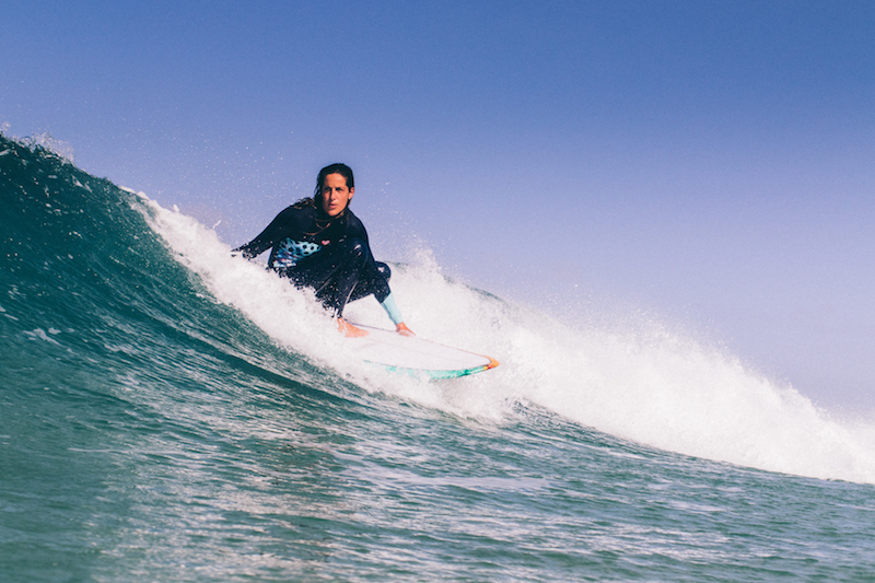 Interview With Inês Catarino - Surfer & Founder Of Handmade Surfboard Bag Company Flahica