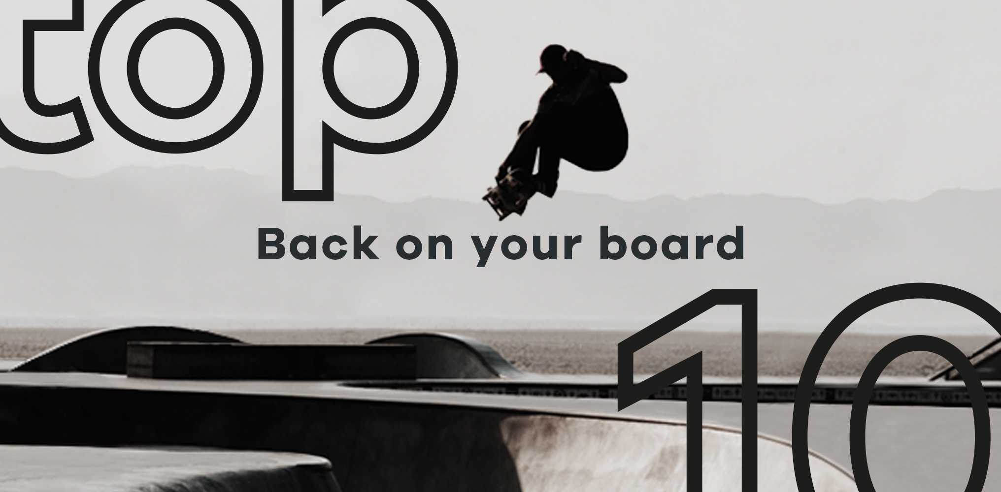 Back on your board | The top 10 skate essentials to get you rolling
