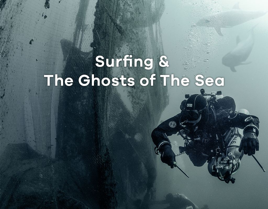 Surfing and The Ghosts of The Sea