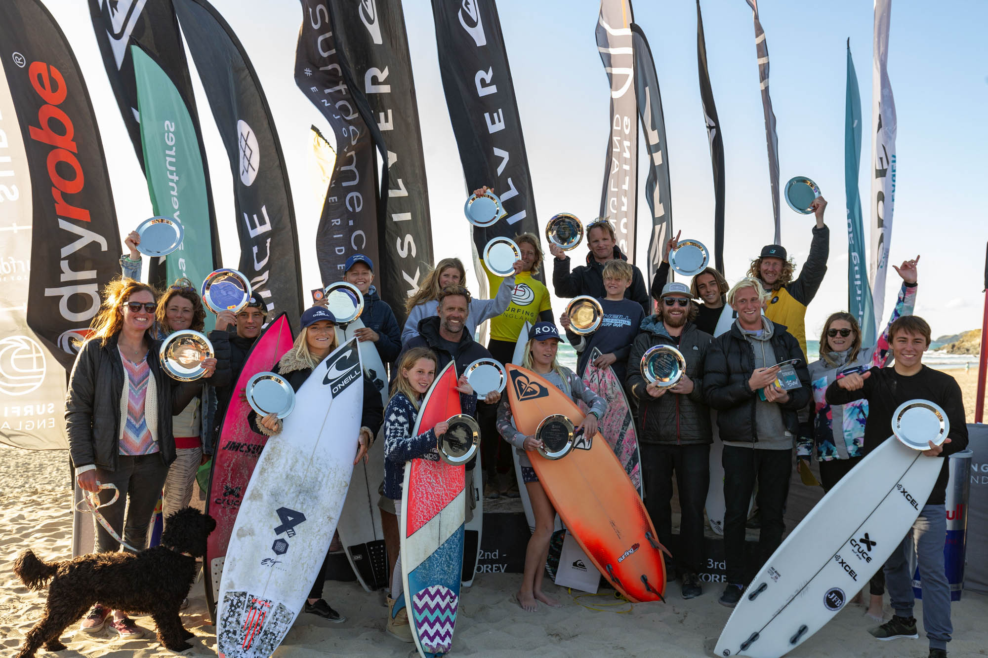 IN PICTURES: Relive the action | English Surfing Champions Crowned on Epic Weekend