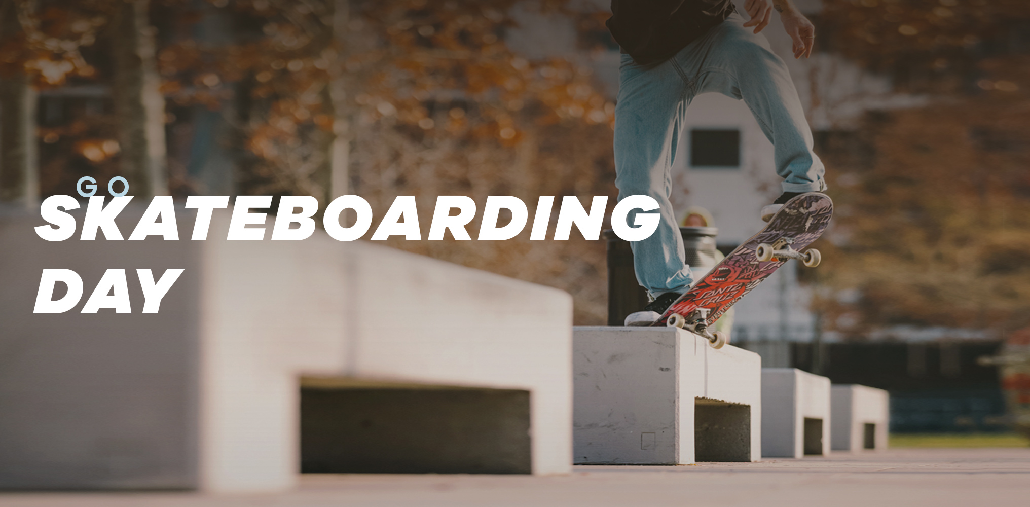 Go Skateboarding Day | Update your skate deck