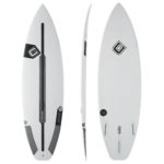 Clayton Surfboards the Havok, the original Spine-Tek model