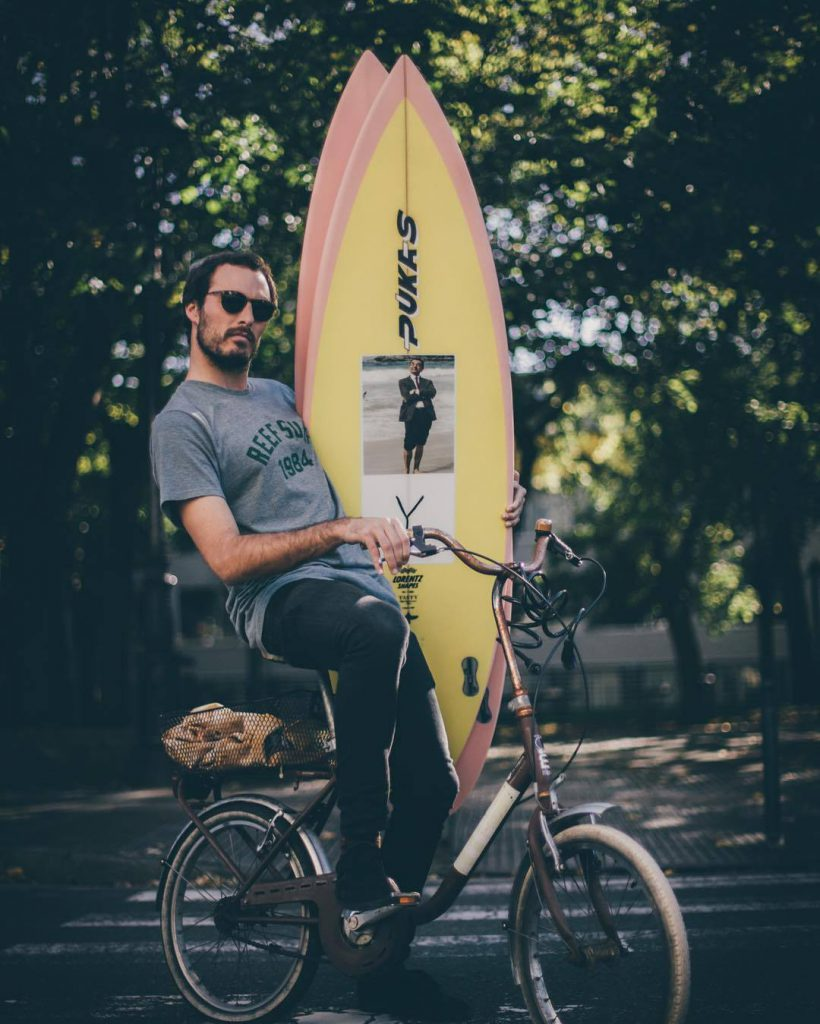 Basque Country surfer and DJ Mario Azurza compiles playlist for Surfdome Sounds