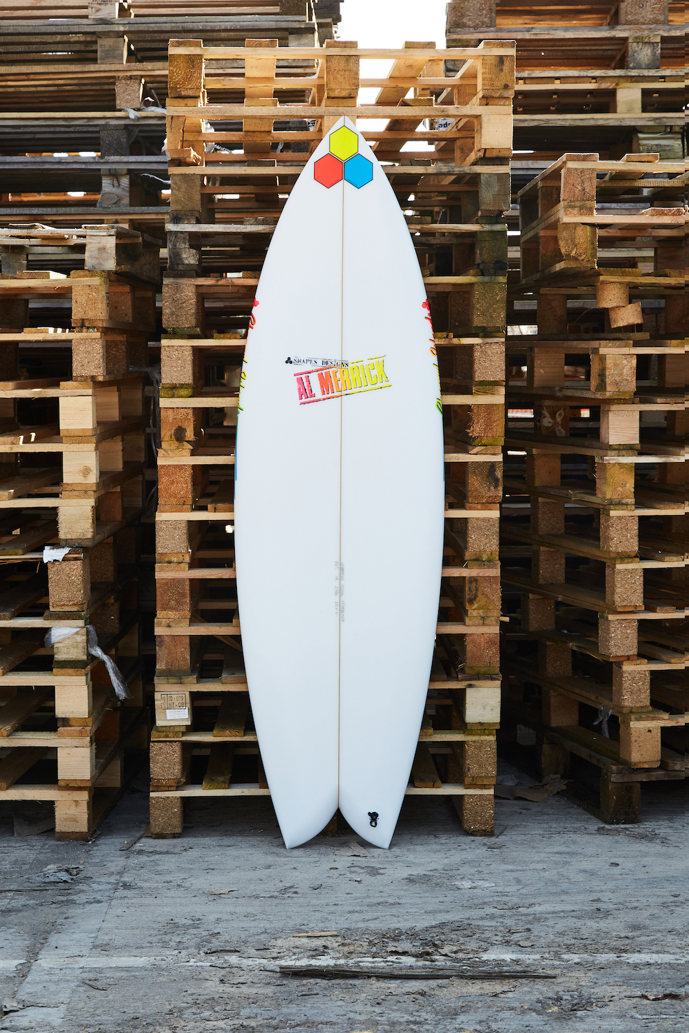 The FishBeard surfboard by Channel Islands Surfboards, as reviewed by Angus Scotney in the Test Tub surfboard review