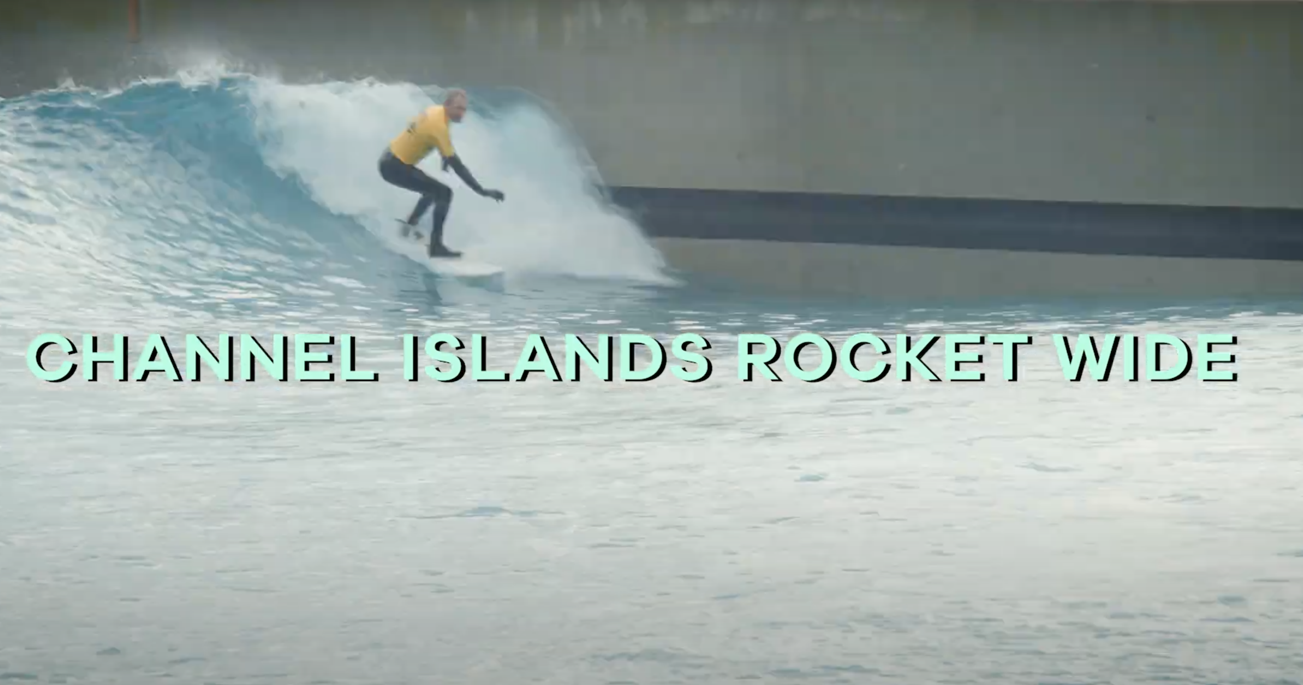 Channel Islands Rocket Wide Surfboard Review | The Test Tub