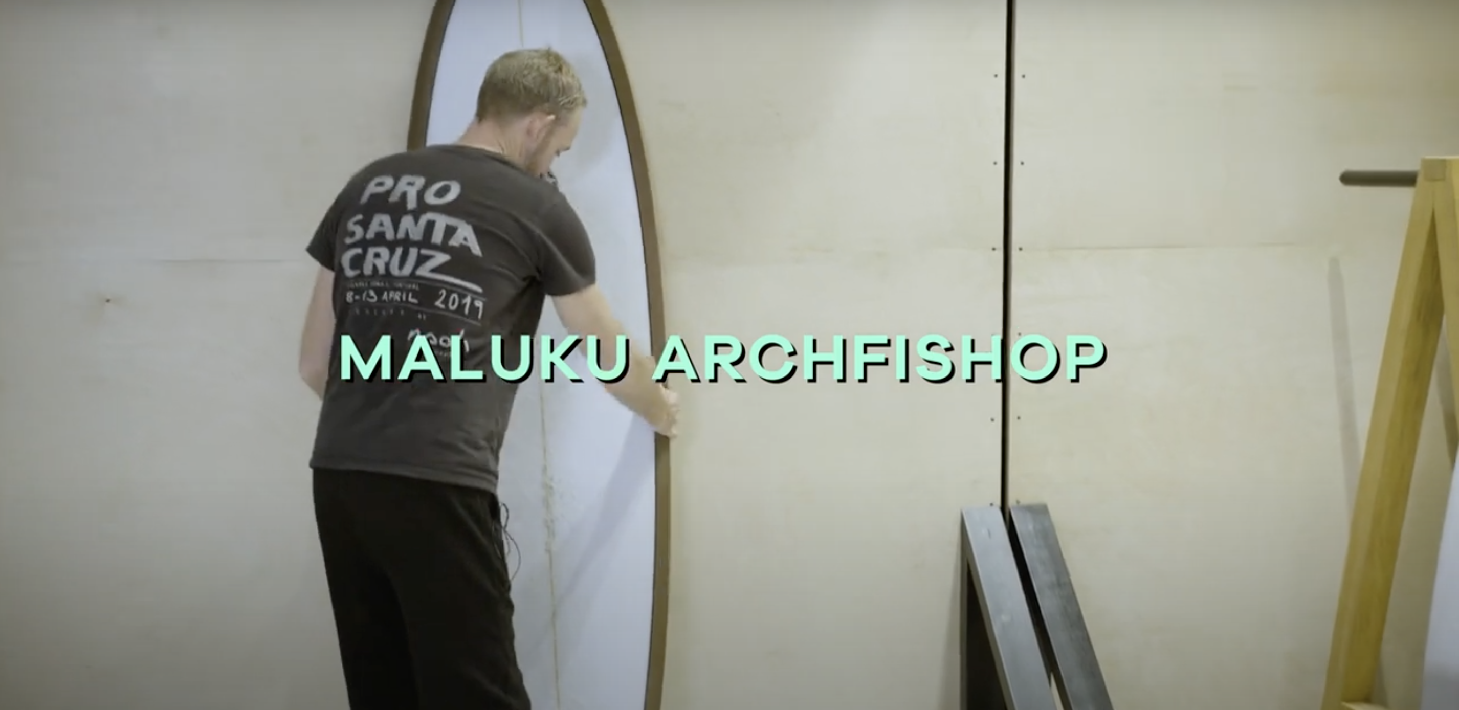 Maluku Archfishop Surfboard Review | The Test Tub