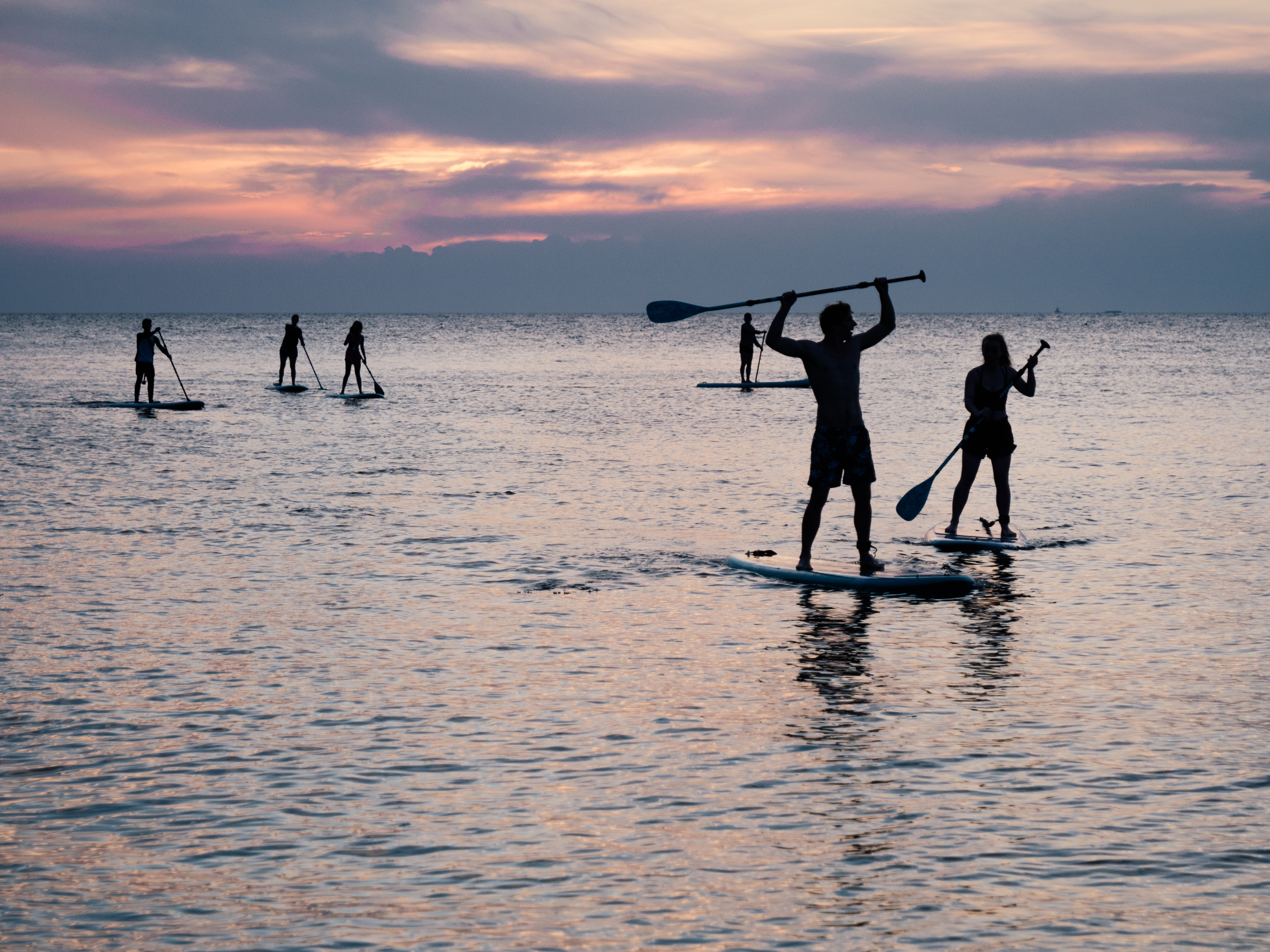 Best SUP spots in London and across the UK: Get ready to SUP it up!