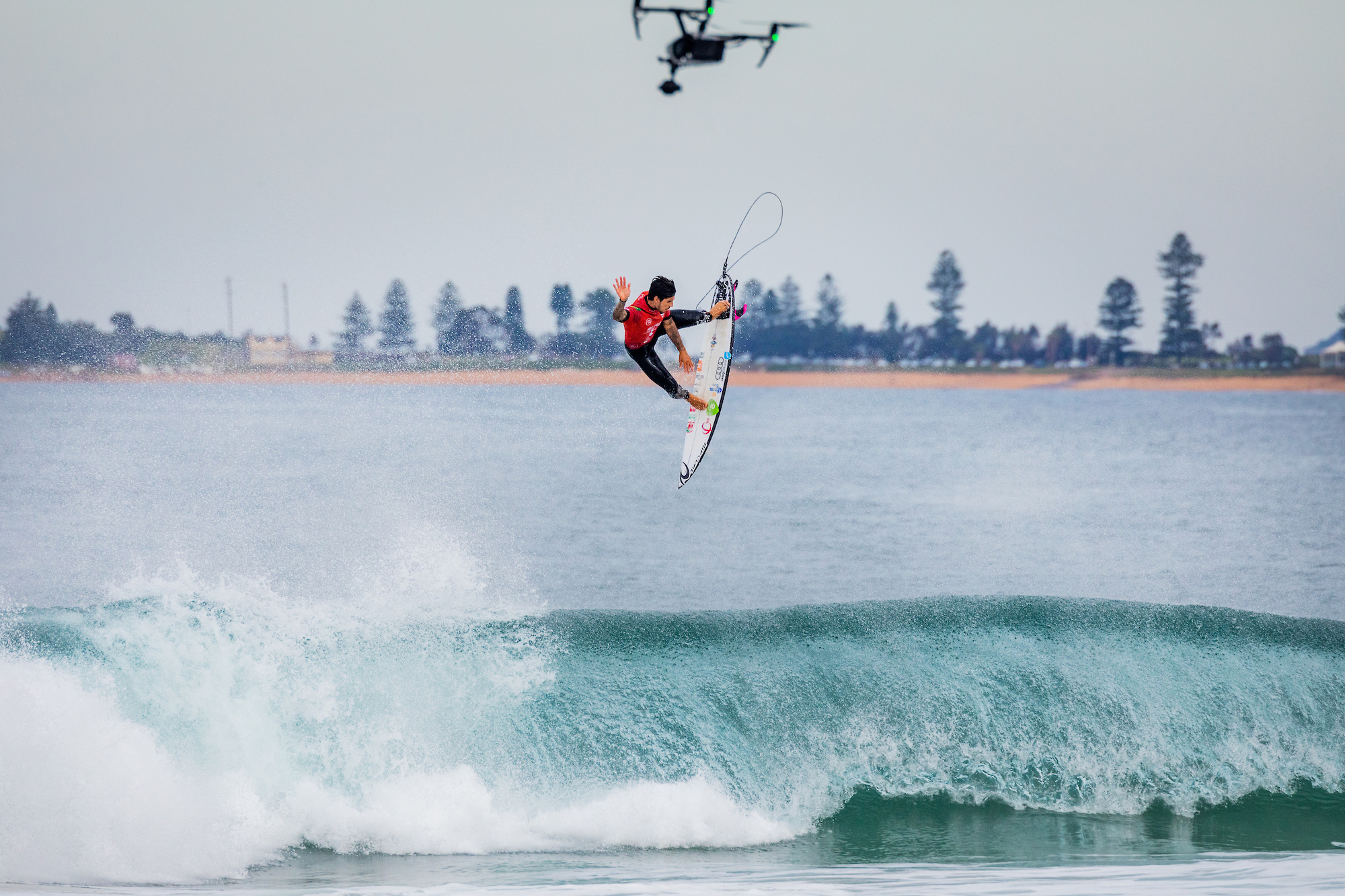 Olympic Surfing: How Does It All Work?