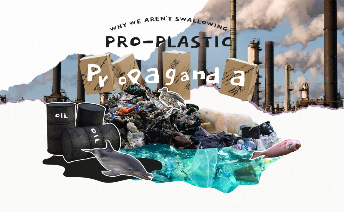 Our plastic statement