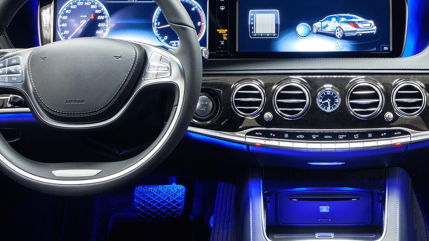 ANSYS é líder em soluções de simulação para a indústria de veículos autônomos