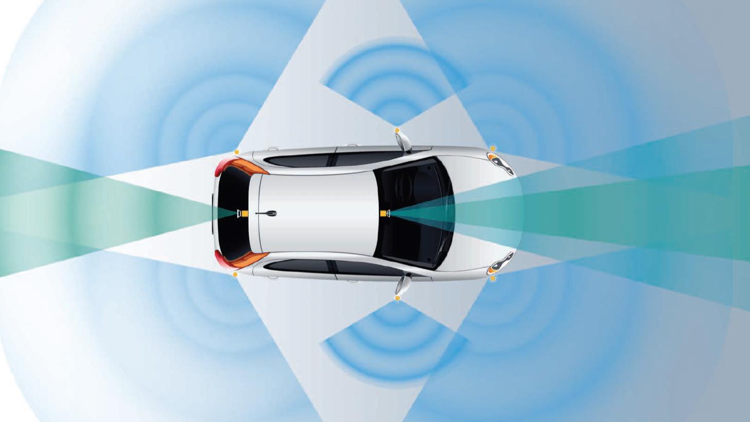 Desenvolvimento de veículos autônomos é destaque na revista ANSYS Advantage
