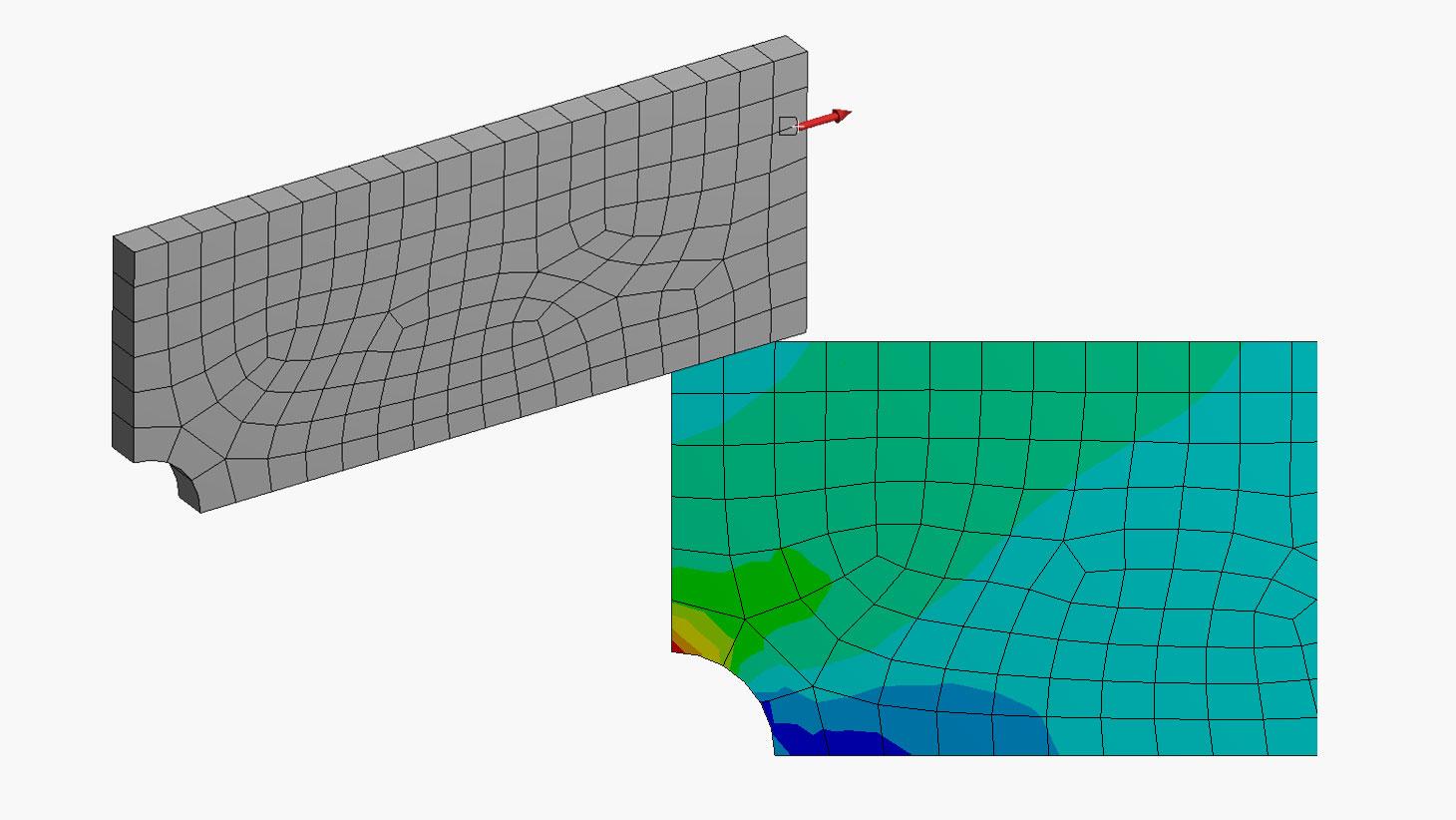 Cuarta-Técnica – Resultado en puntos de integración