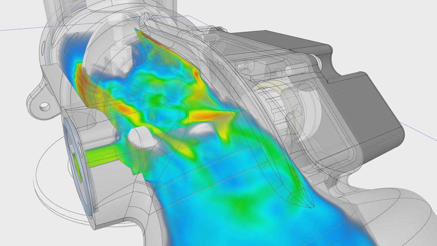 Ansys 2020 R1 favorece la combinación de simulaciones multifísicas