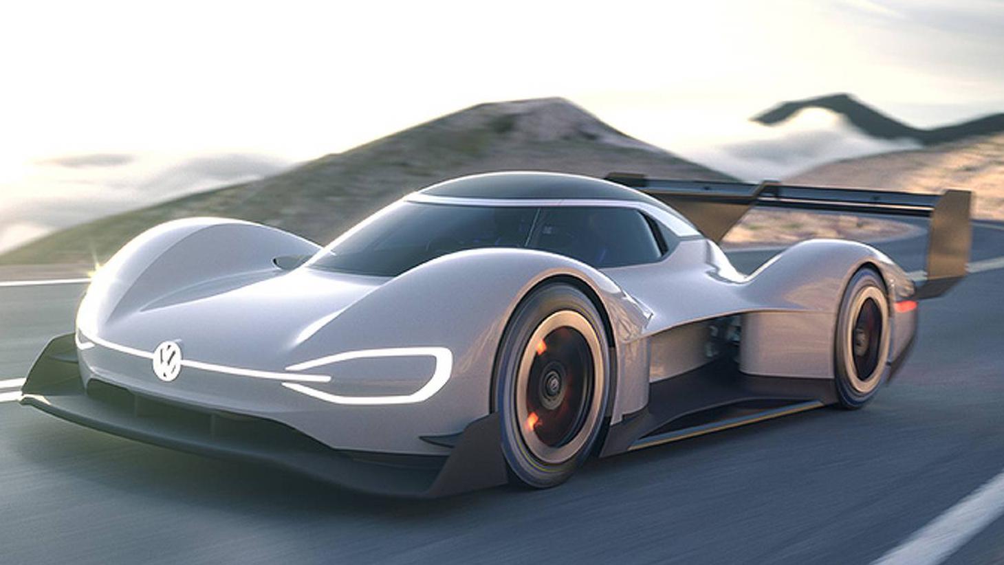 Volkswagen quebra recorde em Pikes Peak usando tecnologia ANSYS