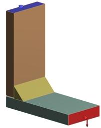 Figura 2 - Modelo Simulado
