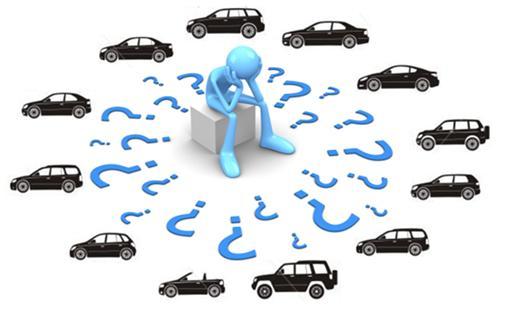 Un proyecto de automóviles, por ejemplo, tiene bastantes opciones