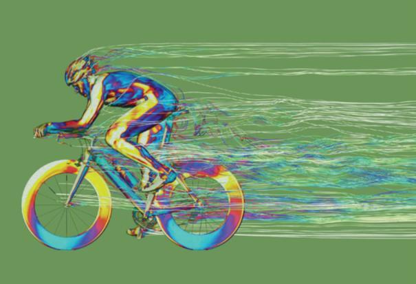 Pequenas modificações de componentes pode ter um grande impacto do arrasto, e, consequentemente, no desempenho do atleta