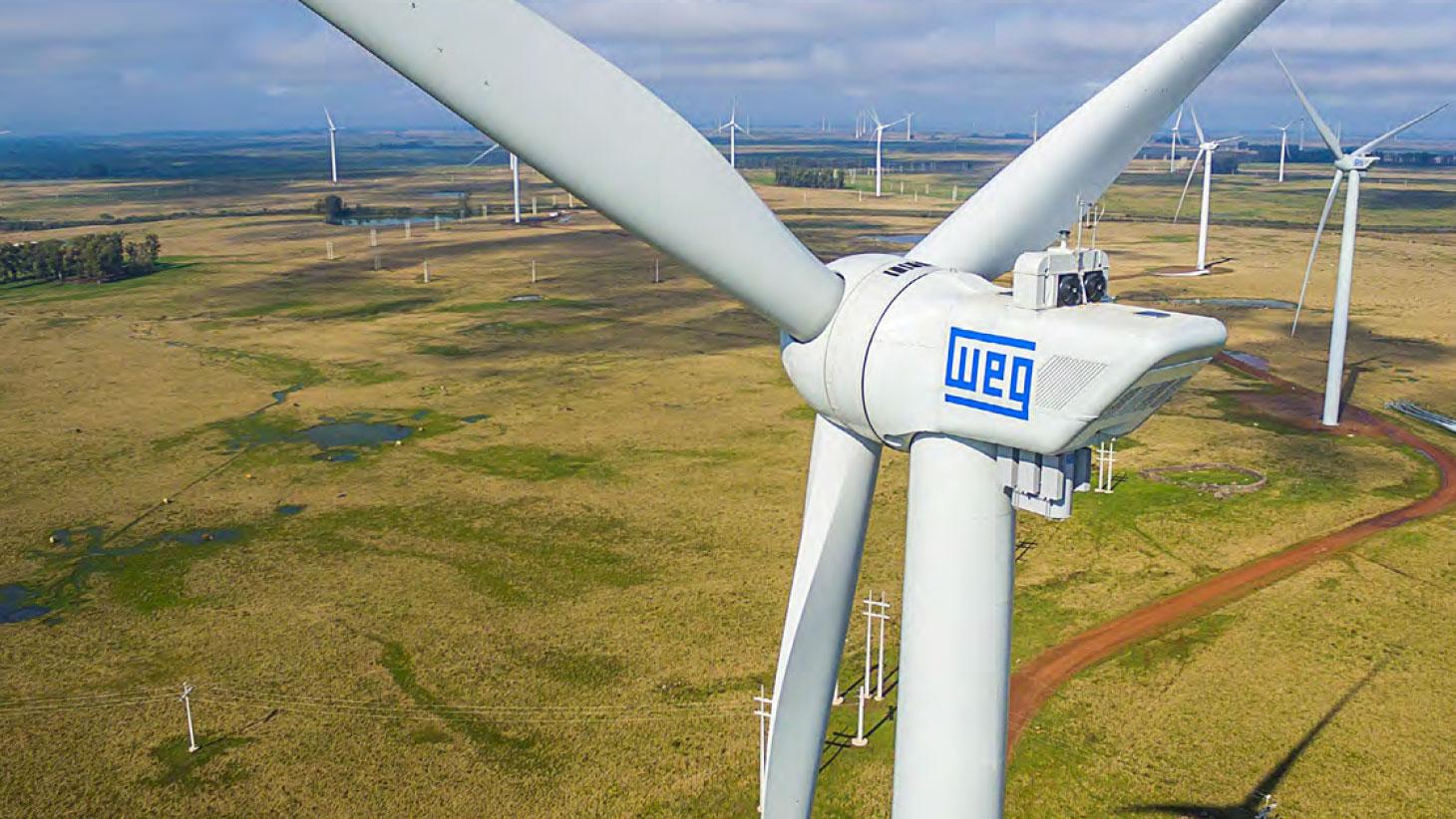 ANSYS: Tecnologia inestimável no desenvolvimento de produtos de energia renovável da WEG