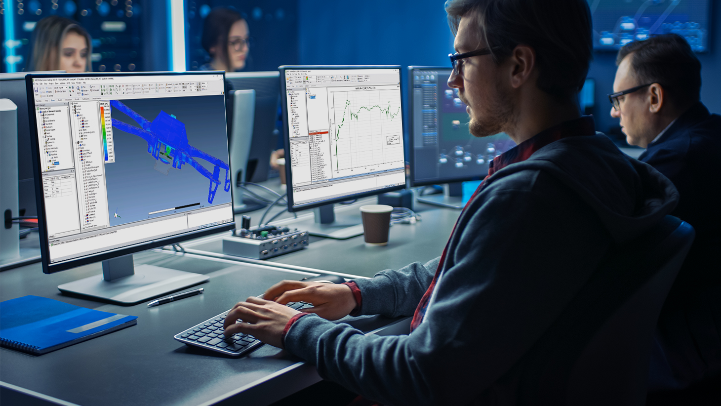 What is the importance of the engineer in computer simulation?