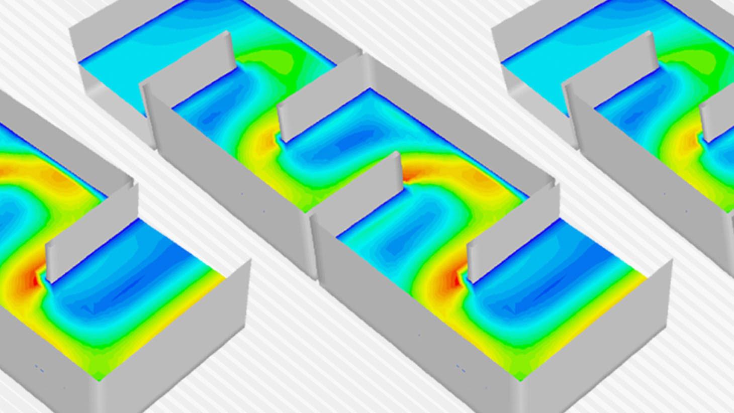 Simulación numérica: un enfoque distinto para las necesidades de tratamiento de aguas en minería