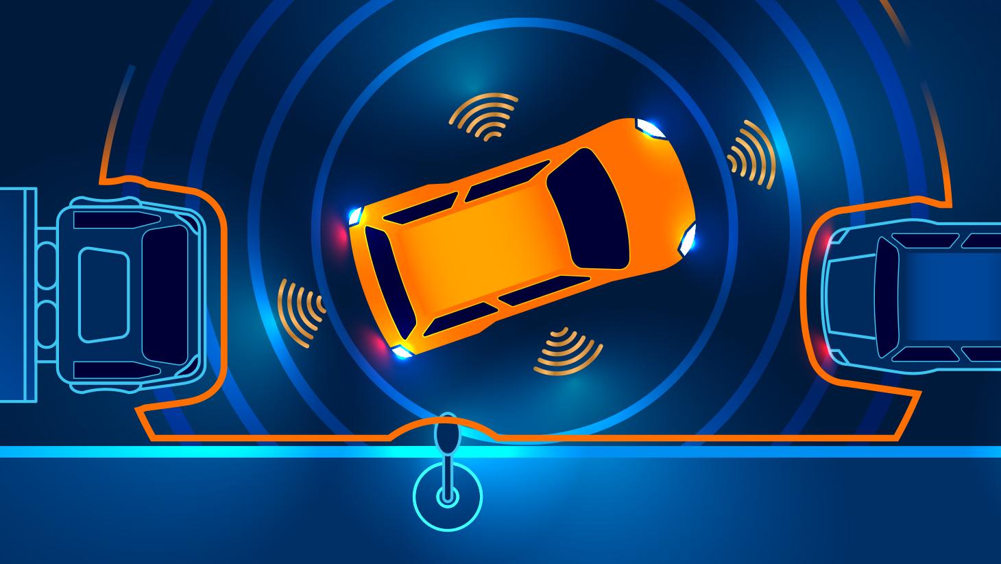 A revolução dos veículos autônomos com simulação ANSYS