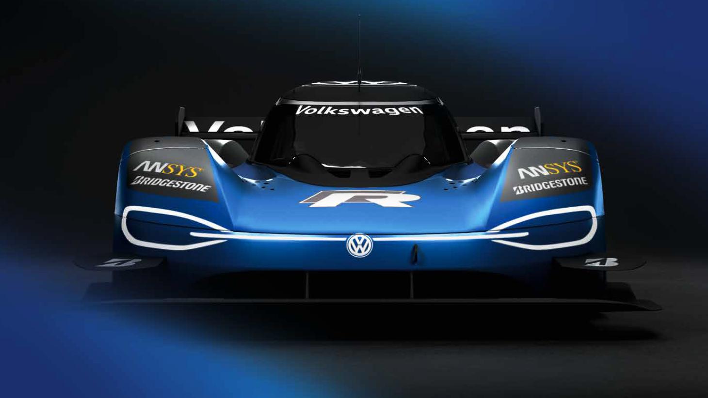 Volkswagen ID. R rompe récord en la legendaria pista de Nürburgring usando soluciones ANSYS
