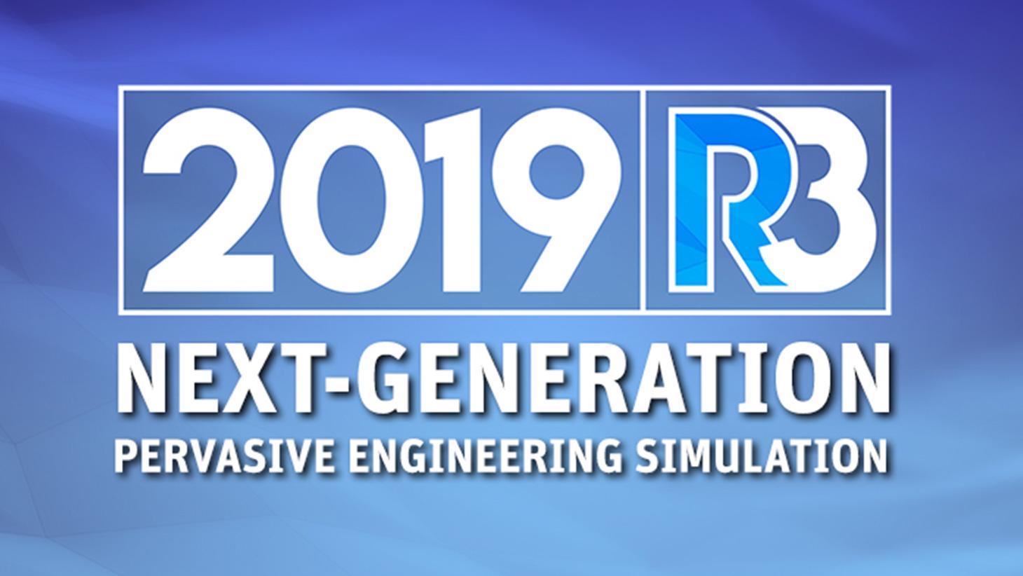 Revisa las funciones destacadas de ANSYS 2019 R3