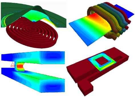 LS-DYNA en el electromagnetismo