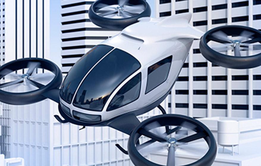 aeronaves autónomas en el futuro