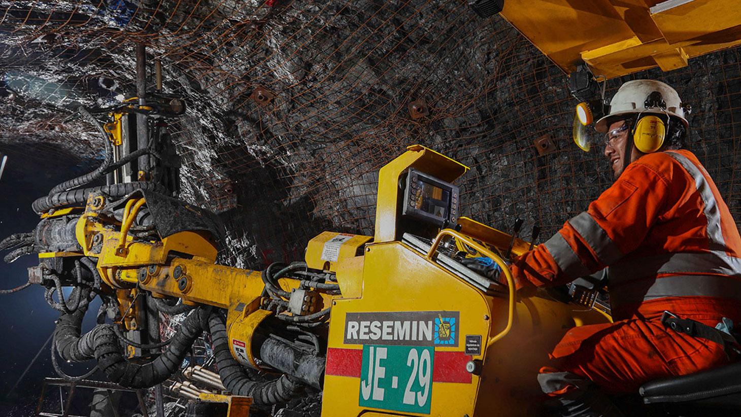 RESEMIN innova bajo tierra con el uso de ANSYS en la creación de equipos para minería subterránea