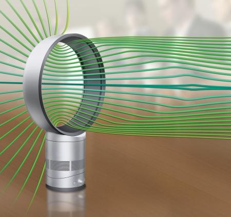 Ventilador galardonado de Dyson Air Multiplier